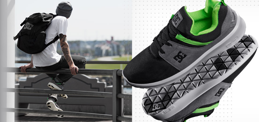 Акции DC Shoes в Красногорске